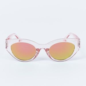 Princess Polly Addicted to Love Sunglasses